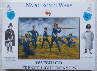 A Call To Arms 1/32 CAL3228 French Light Infantry 1812-1815 (Napoleonic)